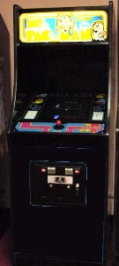 Ms. Pacman Video Game